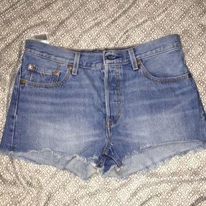 Levi's Shorts - Levi 501 cutoffs.